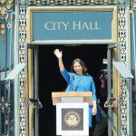 布里德就任金山市長:改變的時機