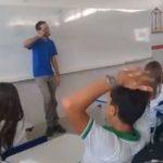 巴西老師遭欠薪 窮到睡教室 學生送驚喜讓他爆哭