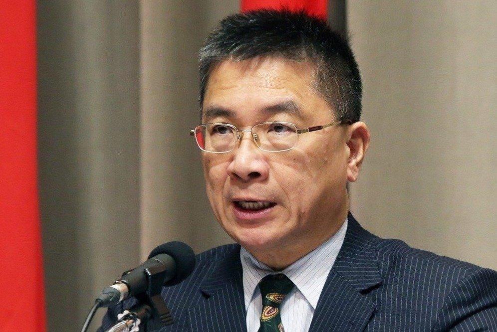 政院發言人徐國勇將接下內政部長一職。(本報資料照片)