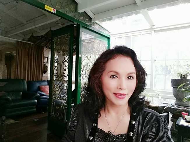 李珮菁因為手術失敗,下半身癱瘓40年。(取材自臉書)