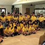 德州佛教會青少年夏令營 圓滿結束