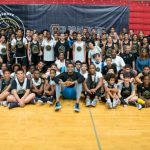 籃球夏令營NBA球星教學