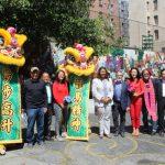 耗資千萬 華埠黃顯護遊樂場動工翻新