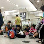 日本看看/不避難的日本人