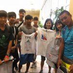 青少年帆船世錦賽 僑胞為台灣隊加油