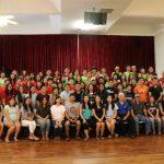 美南華裔青少年夏令營  行前職訓