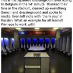 世足/PO文讚日本休息室打掃乾淨  FIFA營運職員解職
