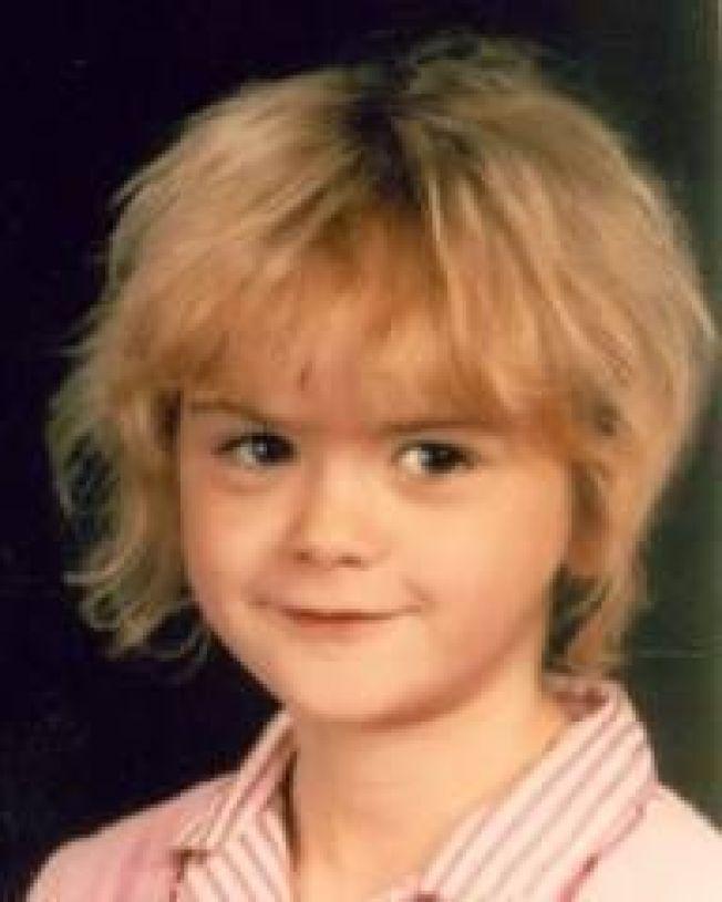 圖為遇害女童艾波‧瑪莉‧丁斯利。(聯邦調查局)