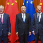 聯歐制美?中國、歐盟同籲抵制保護主義