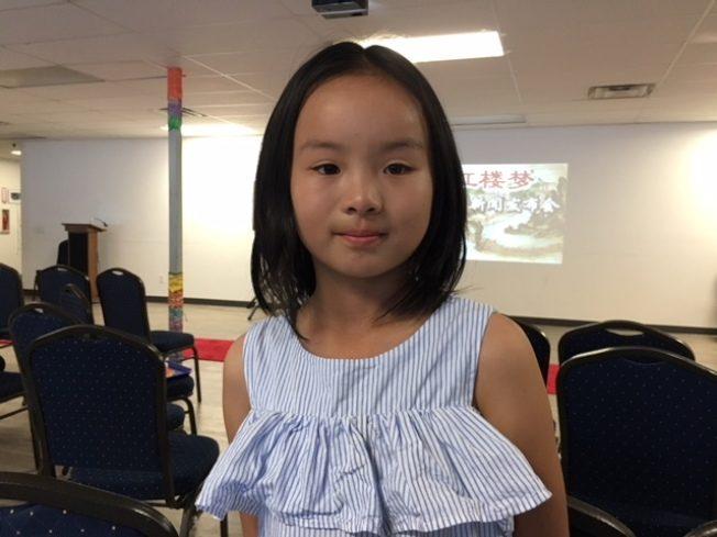 (影音)「少年紅樓夢」海選 林黛玉才9歲