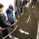 紐約地鐵 近一成無助殘設施