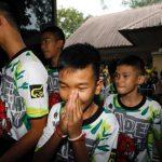 未來的志向? 洞穴少年:海豹、足球員、做好人