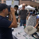 山景城科技展演 體驗機器人、虛擬實境