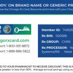 芝藥局卡啟用 購處方藥優惠多