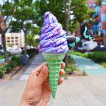 冰淇淋這樣吃 最潮! 「美人魚尾」吸睛