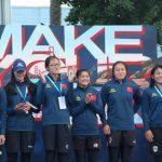 橄欖球世界杯金山開打 中港隊員亮相