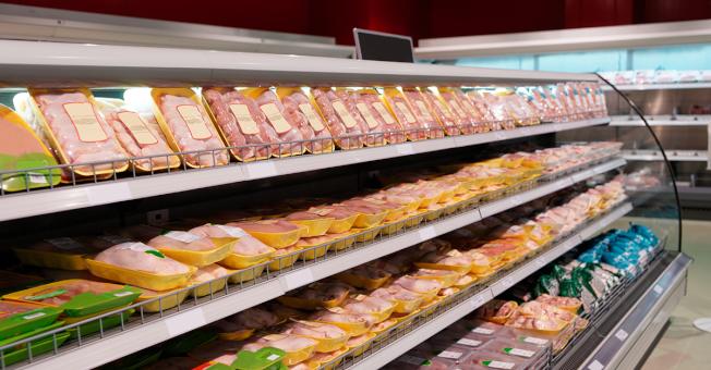 全美至少有90人,因接觸生火雞肉產品感染沙門氏菌而致病。(Getty Images)