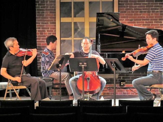 胡桃山音樂營系列音樂會有許多免費入場的高水準音樂會。(中華表演藝術基金會)