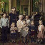 〈圖輯〉全世界最有名的5歲童 喬治王子萌照回顧