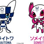 東京奧運吉祥物有名字了!