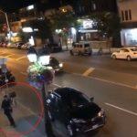 多倫多槍擊案2死13傷 民眾拍下黑衣男開槍瞬間