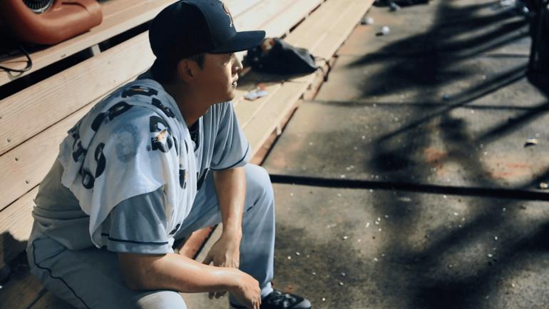紀錄片「後勁:王建民的故事」劇照。(主辦方提供)