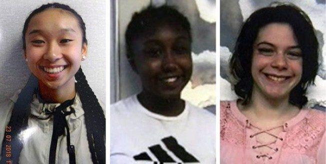 賓州脫逃華裔少女 警尋獲