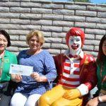 恆豐銀行慨捐5000元 贊助麥當勞之家