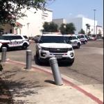 購物中心傳槍響 警大陣仗包圍