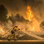 加州野火失控 進入緊急狀態 總統發話助救災