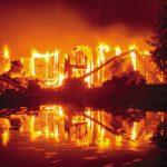 瑞定山火擴增8萬畝 優勝美地公園如鬼域