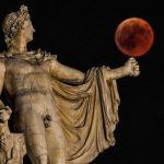 〈圖輯〉美國無緣見月食?  在這遇見「血月」