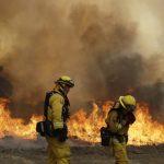 加州野火已8亡 男童與曾外祖父通話至死