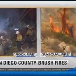 聖地牙哥2野火遭控制 野生動物園焚365畝 居民無礙