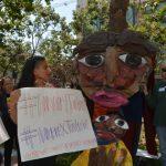 反骨肉分離 灣區母親絕食抗議