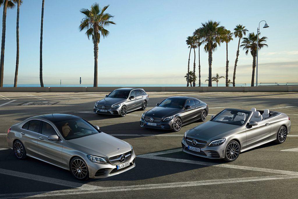 德國豪華車廠賓士(Mercedes-Benz),日前公布今年上半年銷售成績。 圖/Mercedes-Benz提供