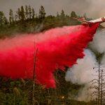 優勝美地大火  延燒8天失控  冰川峽路關閉