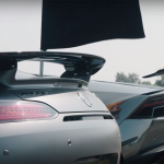 Mercedes-AMG GT R挑戰Lamborghini Huracan超跑!