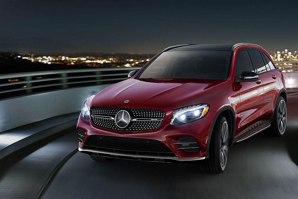 賓士GLC是目前品牌中最熱銷的休旅車款。 圖/Mercedes-Benz提供