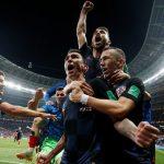 世足/克羅埃西亞2:1踢走英格蘭 前進冠軍賽