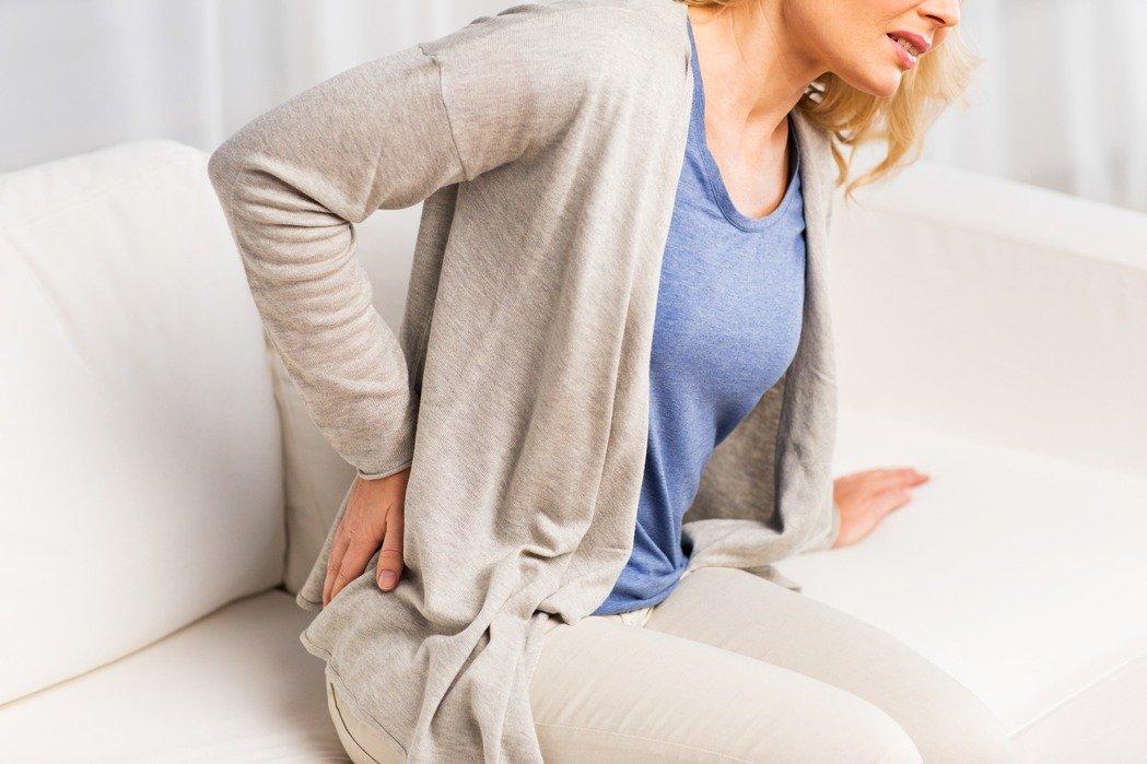 肌肉、關節疼痛甚至偏頭痛,都是更年期前的肌肉變化徵兆。 圖/ingimage