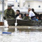 豪雨重創西日本 至少85死6昏迷58人失聯