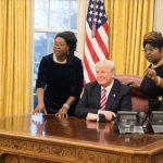 美國現象╱就是愛川普 非裔雙姝吸睛