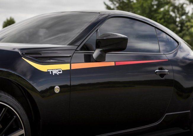 美國推出86 TRD限量版本 眾多好料全上車