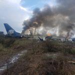 墨航班起飛就墜毀 機上百人全數奇蹟生還