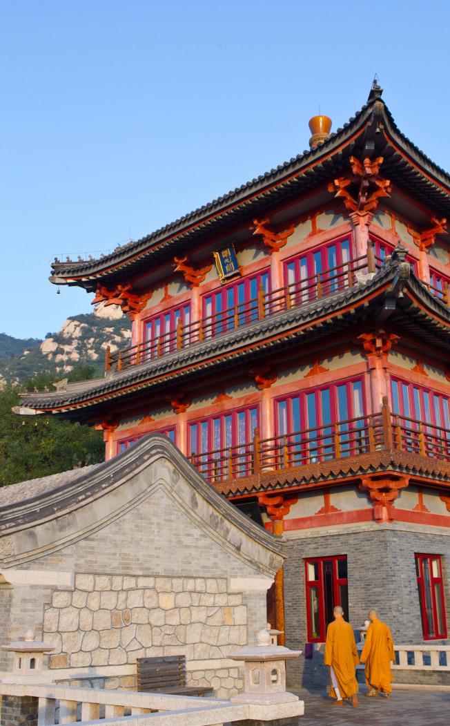 北京龍泉寺驚傳性侵疑雲。(新華社資料照片)