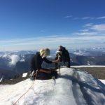 北極高溫融冰 瑞典最高峰消融退位