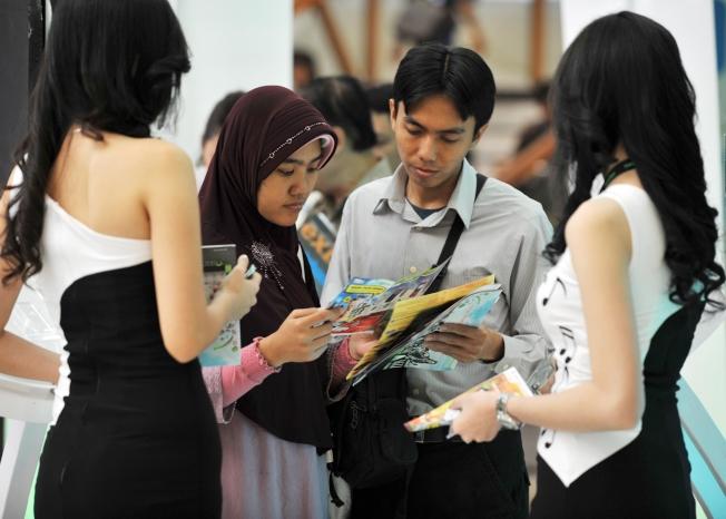 社區學院的不足之處包括社交活動較少。(Getty Images)