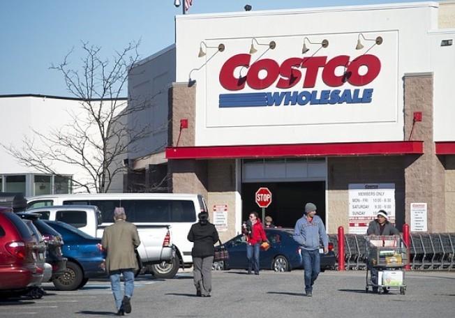 好市多量販店一家分店有兩名男子因爆發插隊爭議而大打出手。(Getty Images)