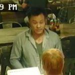 搶劫中國城餐館 亞裔男影像曝光 警籲民眾協助指認